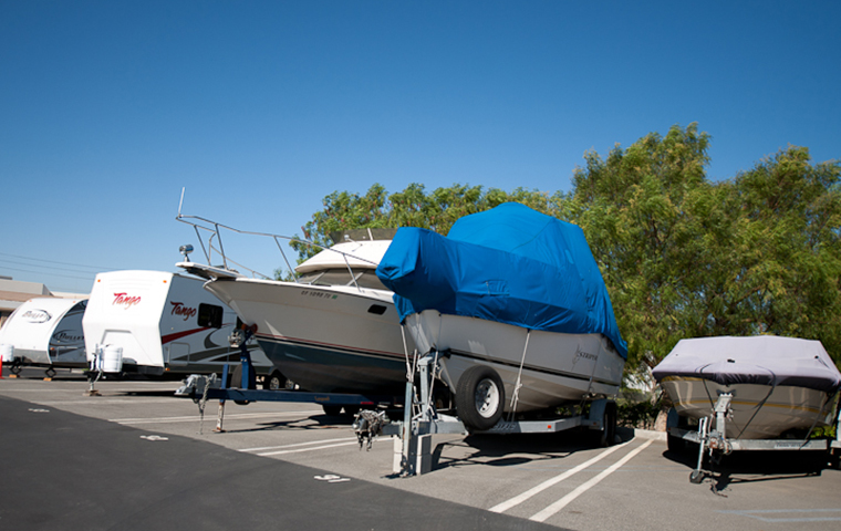 RV and Boat Storage for Most Sizes