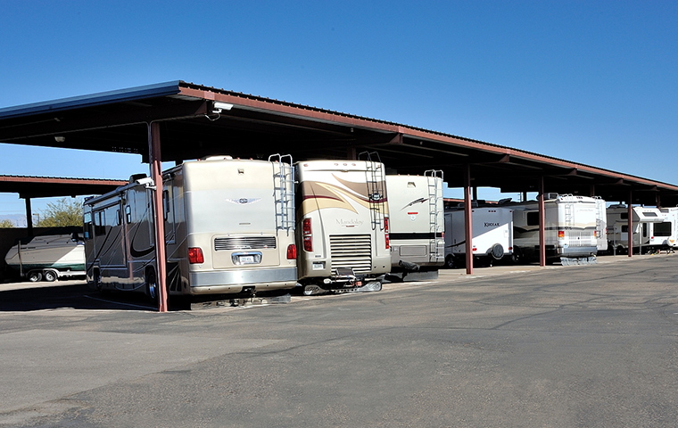 RV & Boat Storage for most sizes