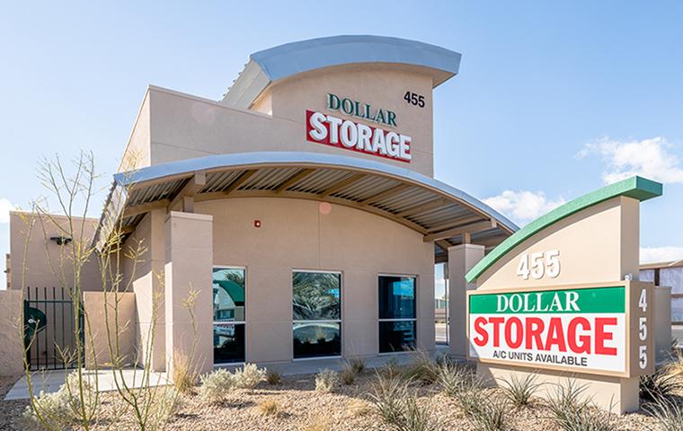 North Las Vegas Self Storage Nevada Dollar Self Storage