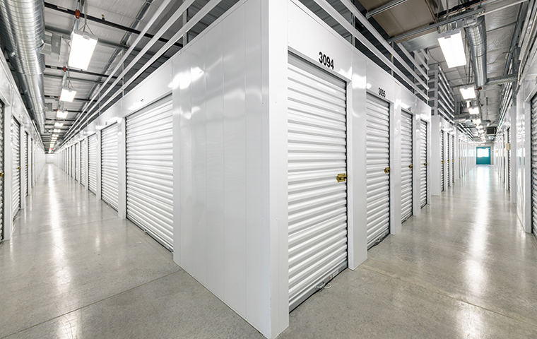 Clean and Secure Interior Units