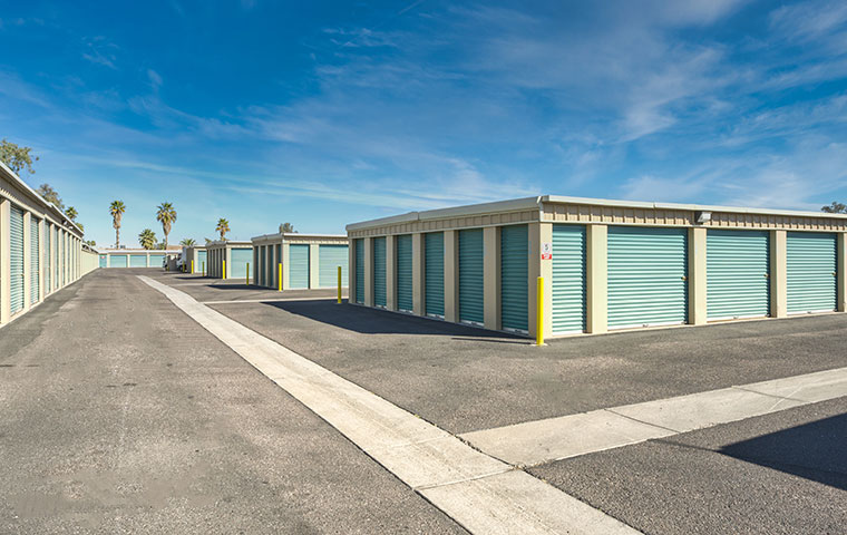 Phoenix Az Self Storage Dollar Self Storage