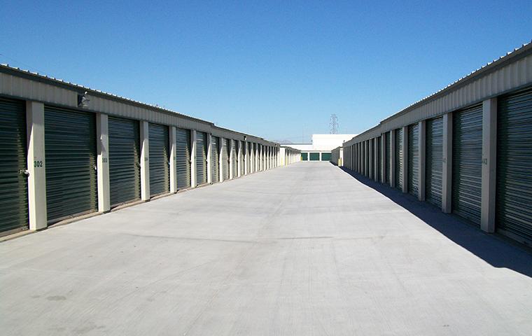 Ground Level Units. & Tucson AZ Self Storage | Dollar Self Storage